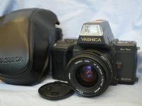 ' 230 NICE SET ' Yashica 230AF SLR Camera + 35-70mm Lens + Flash Cased  £19.99